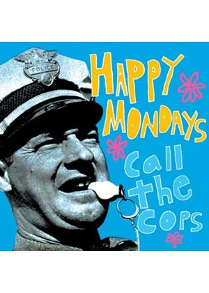 Happy Mondays - Call The Cops (Live In New York 1990) (Music CD)