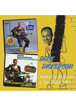 Deke Dickerson - Number 1 Hit Record & More Million Sellers (Music CD)