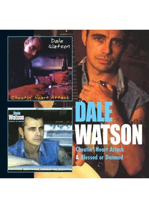 Dale Watson - Cheatin Heart Attack & Blessed Or Damned (Music CD)