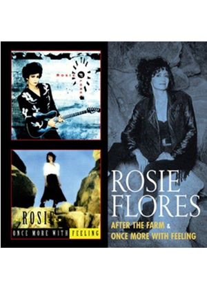 Rosie Flores - After The Farm / Once More With Feeling (Music CD)