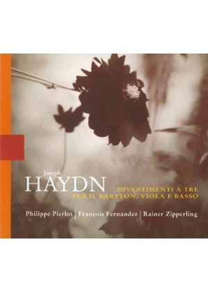 Haydn: Divertimento a Tre (Music CD)