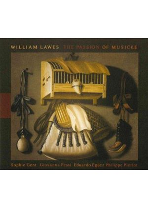 William Lawes: The Passion of Musicke (Music CD)