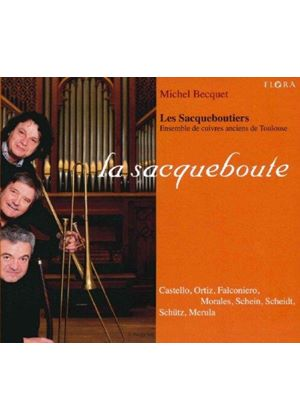 Sacqueboute (Music CD)
