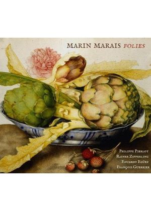 Marin Marais: Folies (Music CD)