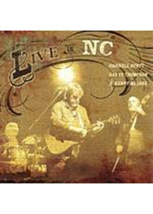 Darrell Scott/Dan Thompson/Kenny Malone - Live In NC (Music CD)