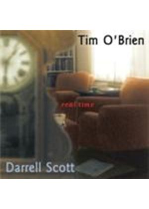 Tim O'Brien - Real Time (Music CD)