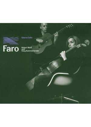 Robert Wolf And Fany Kammerlander - Faro