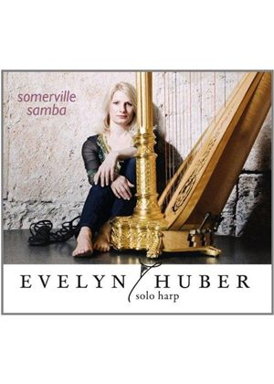 Evelyn Huber - Somerville Samba (Solo Harp) (Music CD)