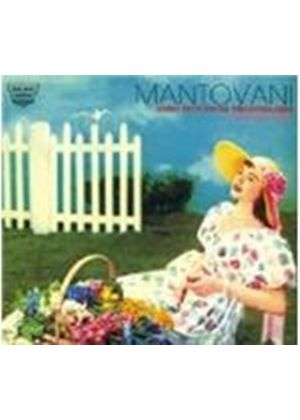 Mantovani - SONGS HITS FROM THEATRELAND