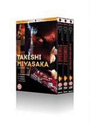 Takeshi Miyasaka Collection (Three Discs)