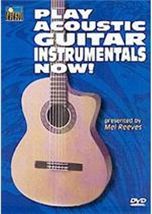Play Acoustic Guitar Instrumentals Now