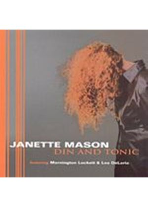 Janette Mason - Din And Tonic (Music CD)