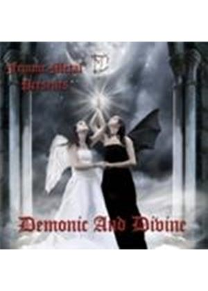 Various Artists - Demonic And Divine (Music CD)