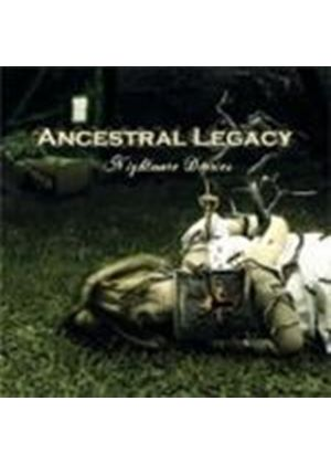 Ancestral Legacy - Nightmare Diaries (Music CD)