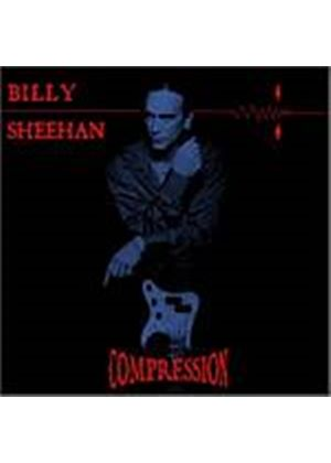 Billy Sheehan - Compression (Music CD)