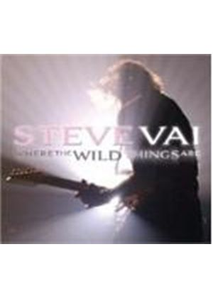 Steve Vai - Where The Wild Things Are: Live! (Music CD)
