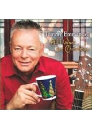 Tommy Emmanuel - All I Want for Christmas (Music CD)
