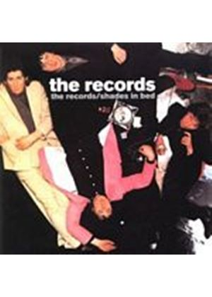 The Records - Shades In Bed/The Records (Music CD)