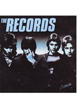 The Records - Crashes (Music CD)