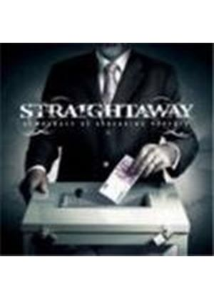 Straightaway - Democracy Of Spreading Poverty (Music Cd)