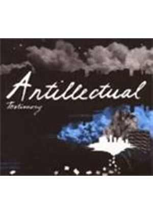 Antillectual - Testimony (Music Cd)