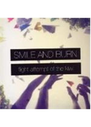 Smile & Burn - Flight Attempt Of The Kiwi (Music CD)