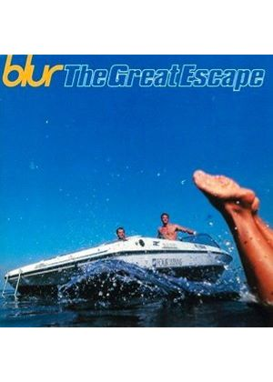 Blur - Great Escape (2012 Re-issue) (Music CD)