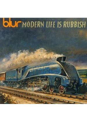 Blur - Modern Life Is Rubbish (2012 Re-issue)Music CD)