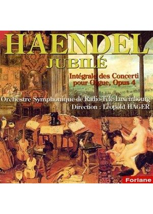 Haendel: Jubilé (Music CD)