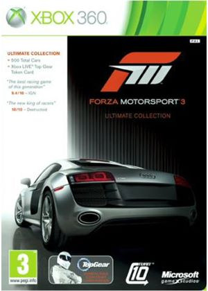 Forza Motorsport 3 - Ultimate Edition (Xbox 360)