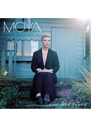 Moya - Lost and Found (Music CD)