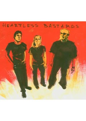 The Heartless Bastards - Stairs And Elevators (Music CD)