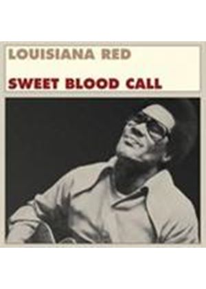 Louisiana Red - Sweet Blood Call (Music CD)