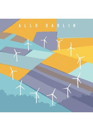 Allo Darlin' - Europe (Music CD)