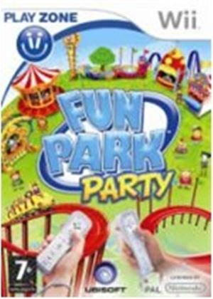 Fun Park Party (Play Zone) (Wii)