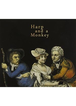 Harp and a Monkey - Harp And A Monkey (Music CD)