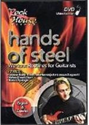 Hands Of Steel - Workout Routines For Guitarists
