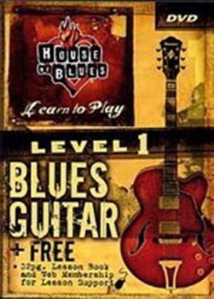House Of Blues Guitar Level 1
