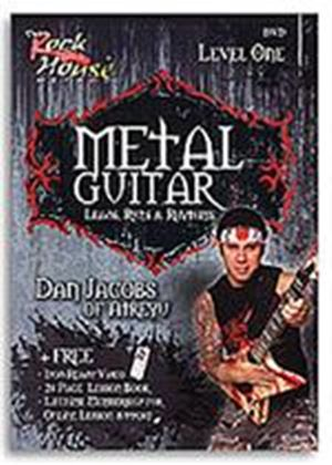 Rock House Guitar Method - Metal Guitar Level 1