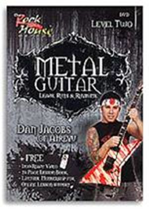 Rock House Guitar Method - Metal Guitar Level 2