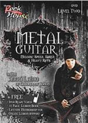 Rock House Method - Metal Guitar Level 2