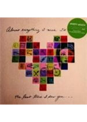 Wakey!Wakey! - Almost Everything I Wish I'd Said the Last Time I Saw You... (Music CD)