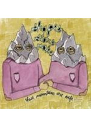 Shapes Stars Make - These Mountains Are Safe (Music CD)