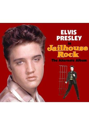 Elvis Presley - Jailhouse Rock (The Alternate Album) (Music CD)