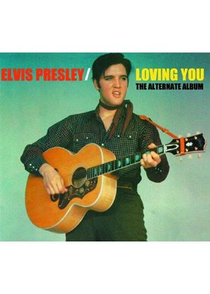 Elvis Presley - Loving You (Alternate Album) (Music CD)