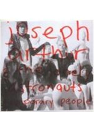 Joseph Arthur & The Lonely Astronauts - Temporary People (Music CD)
