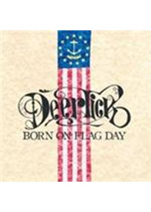 Deer Tick - Born On A Flag Day (Music CD)