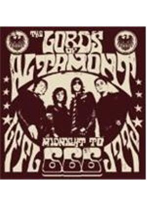 Lords of Altamont (The) - Midnight To 666 (Music CD)
