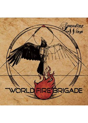 World Fire Brigade - Spreading My Wings (Parental Advisory) [PA] (Music CD)