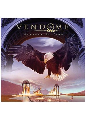 Place Vendome - Streets of Fire (Music CD)